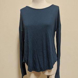 💎 blue old Navy top size small shirt long sleeve